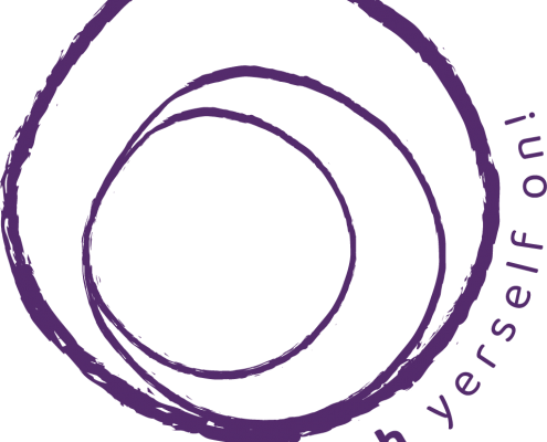 Image of Catch Yerself On logo by Indigo Life Coaching