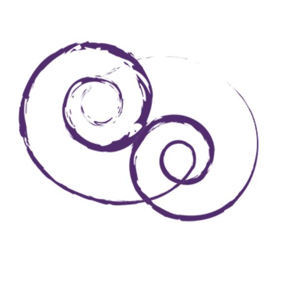 Indigo Life Swirls